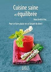 Le Petit Livre de - Cuisine saine et équilibrée