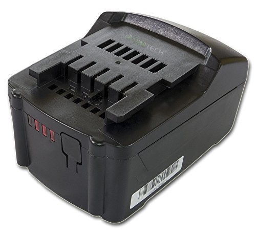 Preisvergleich Produktbild Vinitech Akku für Metabo 6.25457.00, 6.25459,l, 6.25468, 6.25469.00, 6.25499.00, 6.25527, ASE 18 LTX, BF 18 LTX 90, BHA 18 LT, BS 18, BS 18 LTX Impuls, BS 18 LTX Quick, BS 18 LTX-X3 Quick, KNS 18 LTX 150