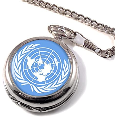 Nazioni Unite Full Hunter Orologio da tasca