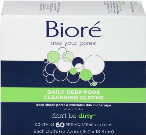 biore-daily-deep-pore-cleansing-cloths-60-count