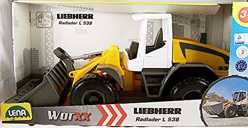Radlader Liebherr Modell Worxx