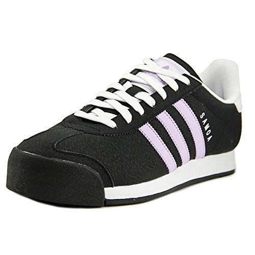 Adidas Originals Samoa W Nero / purglo / ftwwht casual Calzature 6.5 Us