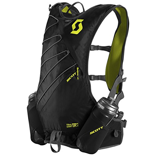 Scott Pack Trail Summit TR 16 Caviar Black Sulphur Yellow (Trail-running-mini)