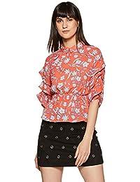 Amazon Brand - Symbol Women's Shirt