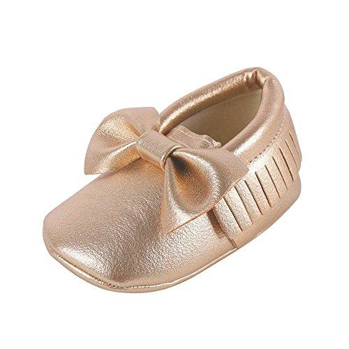 Moresave , Chaussures premiers pas pour bébé (fille) G
