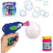 Pistola de burbujas - máquina de burbujas