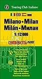 Milano 1:12.000. Ediz. multilingue