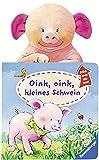 Drück mich! Hör mich!: Oink, oink, kleines Schweinchen