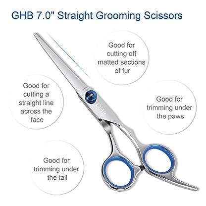 GHB Grooming Scissors 5-Piece 5