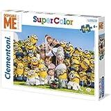 Clementoni - Puzzle de 104 piezas con diseño de Minions (27905.0)