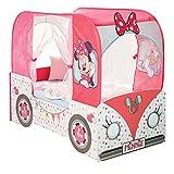 Minnie Maus: Kleinkind Mädchen Bett, Pink, One Size