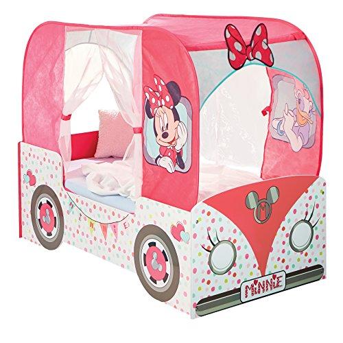 Disney letto, rosa, taglia unica