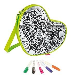 Smoby-86822a-Color Me Mine-Bolsa a para Colorear