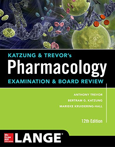 Katzung & Trevor's Pharmacology Examination and Board Review (J-board)