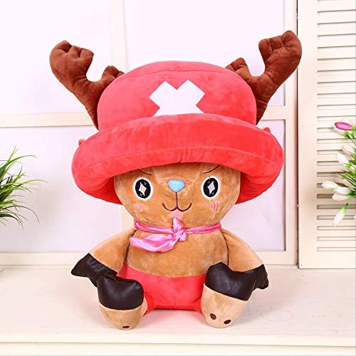 hhjxptst Plüschtier, One Piece Sea Thieves König Choba Puppe, Werfen Plüsch, Beruhigen Puppe, Kissen, Ultra-weich, 55 cm Jabbar -