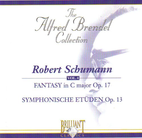 Portada del libro Alfred Brendel Collection Vol.4 - Robert Schumann