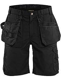 Handwerker Shorts Lightweight Schwarz C52