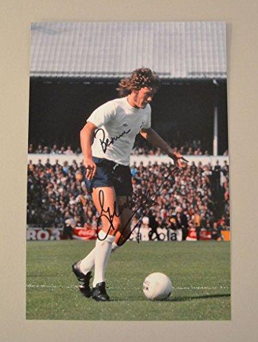 Glenn-Hoddle-Signed-12×8-Photo-Tottenham-Hotspur-Autograph-Memorabilia-COA