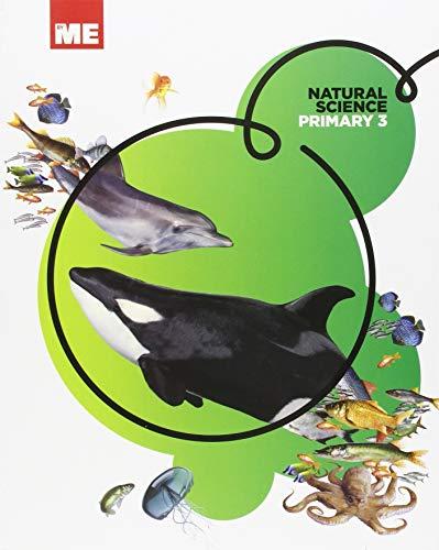 Natural Science PR 3 completo SB (CC. Naturales Nivel 3) - 9788416483303