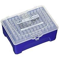 expellplus 5030030C-S Filtro pipeta consejos, pre-sterile, con estante, 96Piezas x 10columnas, 10uL (Pack de 960)
