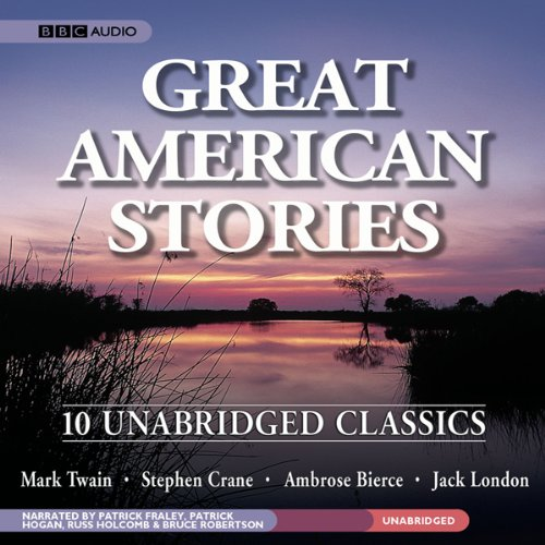 Great American Stories  Audiolibri