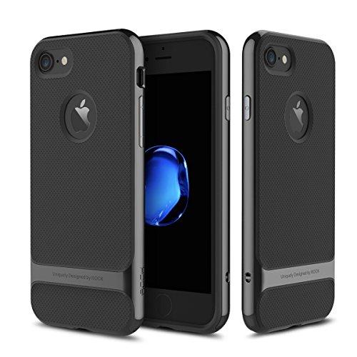 ROCK IPhone 7 Case 47inch Schutzhulle Anti Rutsch Bildschirm Schutz Fingerabdruck Free Hard