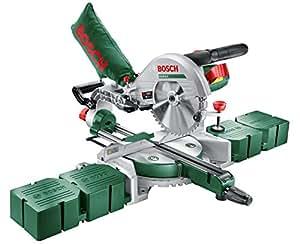 Bosch 0603B10100 Troncatrice Radiale, Taglio 65 x 220 mm, 1200 W