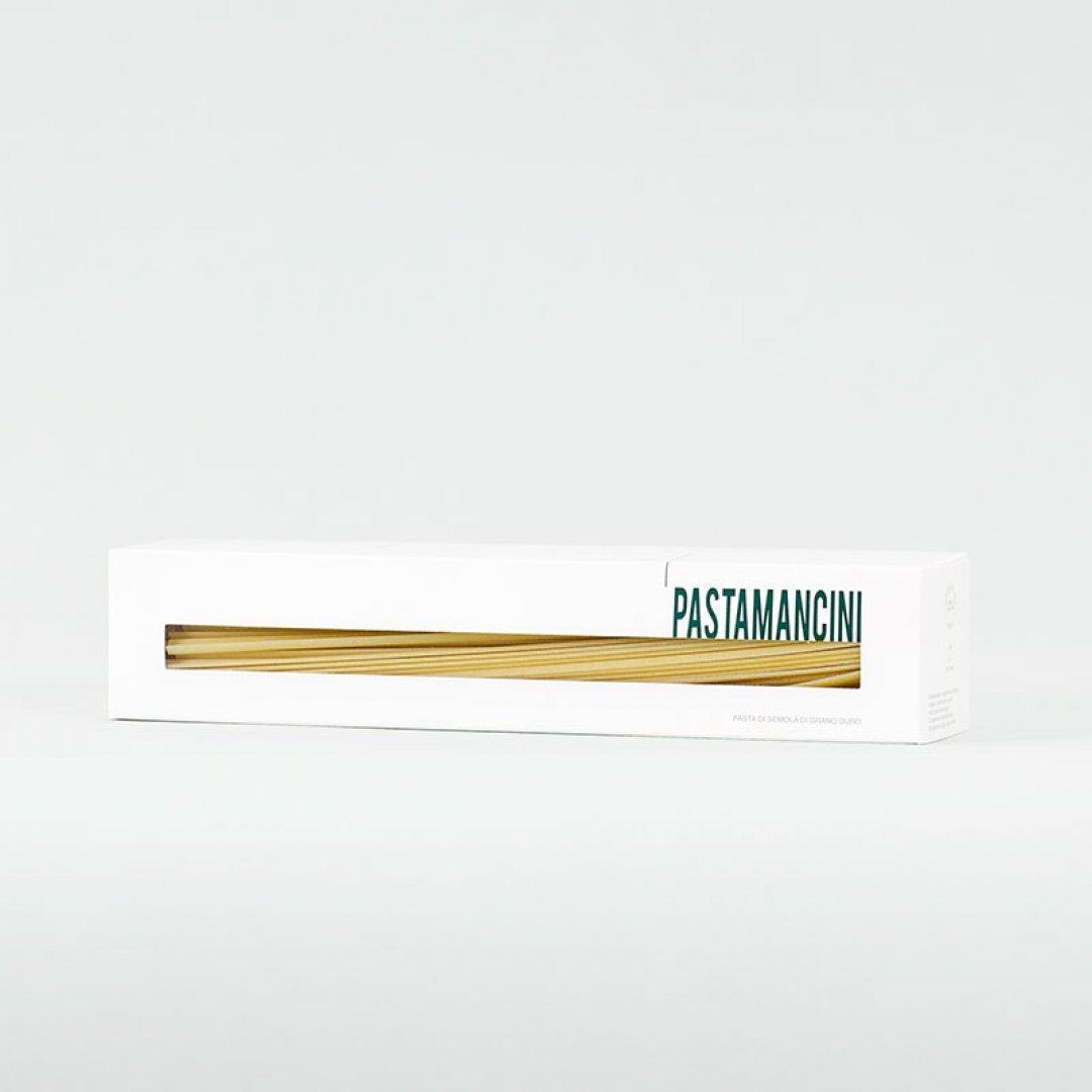 Pasta Mancini - Trenette gr 500 - Confezione In Scatola Cartoncino