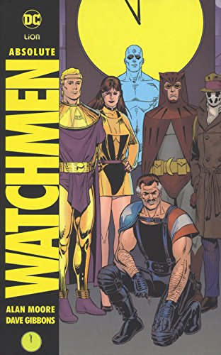 Watchmen (Absolute DC) por Alan Moore