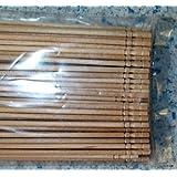 Pics à brochettes brochettes de viande en bois, 80erpack, 25cm de long