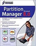 Paragon Partition Manager 8.0 Personal Edition
