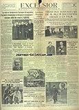 Telecharger Livres EXCELSIOR No 9196 du 16 02 1936 LA OU SE TROUVERA L ARMEE 18FRANCAISE L ARMEE ROUMAINE SE TROUVERA TOUJOURS NOUS DIT LE ROI CAROL L HOMME QUI A FAIT ABDIQUER NICOLAS II EST MORT A PARIS L ESPAGNE VOTERA AUJOURD HUI 3 DES AGRESSEURS DE BLUM IDENTIFIES GRACE A UN FILM L ETAT DE SANTE DU COMTE DE CAVADONGA LA MORT DU COMTE LAGARDE CREATEUR DE LA COLONIE DE LA COTE DES SOMALIS PARRAIN DU NEGUS HAILE SELASSIE LEON TROTSKY SERAIT TRES MALADE (PDF,EPUB,MOBI) gratuits en Francaise