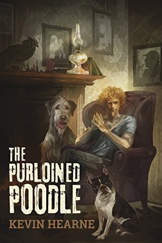 Oberon's Meaty Mysteries: The Purloined Poodle (English Edition)
