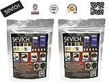 Best Prodotti per le perdite di capelli - SEVICH, Microfibre di cheratina per capelli, 100% naturale Review