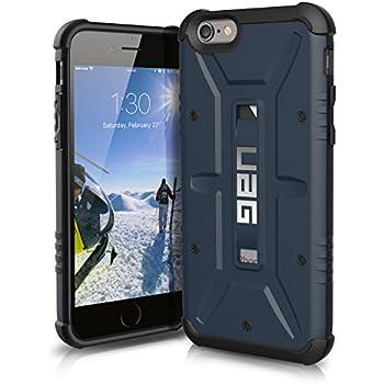 Protection UAG Pour iPhone 6 / iPhone 6S, Composite Poids Plume [GRIS ARDOISE], Conforme Aux Tests Militaires De Protection Du Téléphone En Cas De Chute