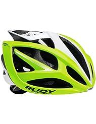 Rudy Project Airstorm - Casco de ciclismo multiuso, color multicolor, talla S/M