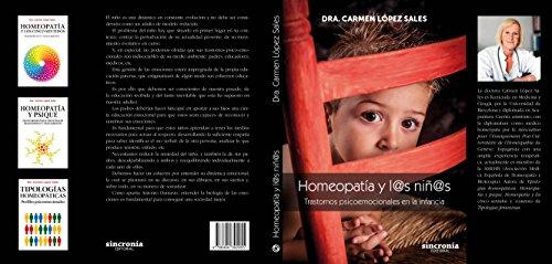 HOMEOPATÍA Y L@S NIÑ@S por Dra. Carmen López Sales