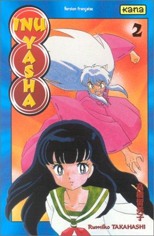 Inu-Yasha, tome 2 par Rumiko Takahashi
