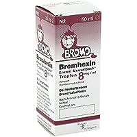 Bromhexin Krewel Meuselbach 8mg/ml 50 ml preisvergleich bei billige-tabletten.eu