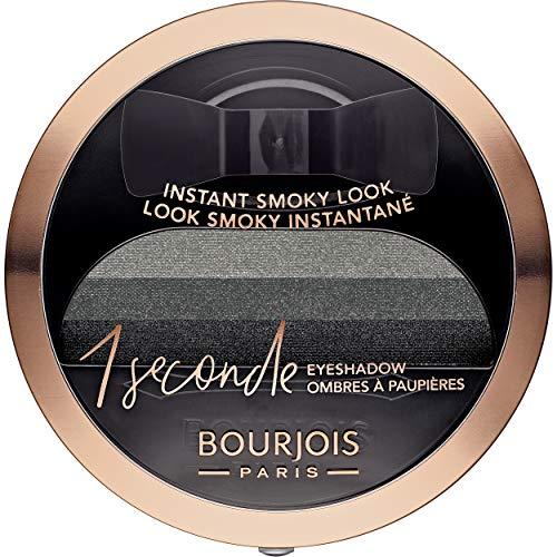 Bourjois Lidschatten 1S Eyeshadow 01 Black On Track, 3 g -