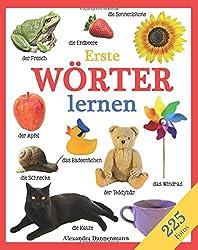 Erste Wörter lernen - Ein Lernbilderbuch mit 225 Fotos. Ab 18 Monaten.