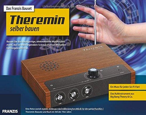 Preisvergleich Produktbild Theremin selber bauen