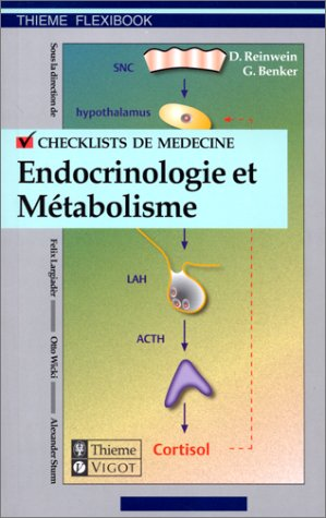 Check-lists en endocrinologie et métabolisme