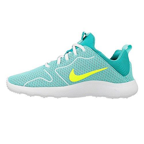 Nike Mädchen Kaishi 2.0 (Gs) Laufschuhe Turquesa (Hyper Turq / Volt-Clear Jade-White)