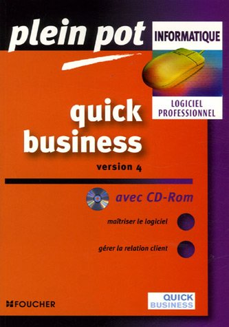 Quick Business version 4 (1Cédérom)