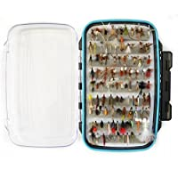 CL-FLY L, 100 e, trout Flies, 100a), asciugatura, Wets & ninfe - Sea Trout Fly Fishing