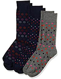 Marks & Spencer Men's Calf Socks (Pack of 3)