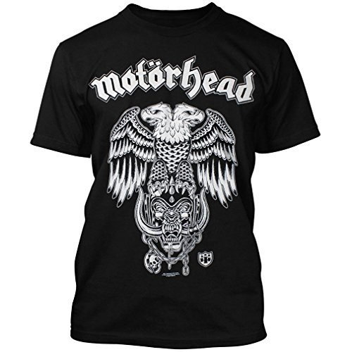 Motorhead -  T-shirt - Uomo nero Small