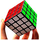 BLOSSOM 4x4x4 Speed Cube Puzzle Game To Play (Random Colour)/ 4x4x4 Magic Cube Dedicated Game Hand Spinner Stress Cube Fidget Cube Puzzle Toys For Children Adult