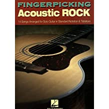 Fingerpicking Acoustic Rock Gtr